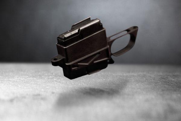 Detachable Bottom Metal - Black - Stiller's Actions